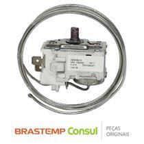 Termostato Bivolt TSV-1003-01 / W11107296 Refrigerador Brastemp BVG24A, BVG24B, BVG24C -