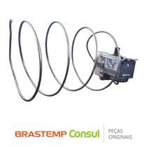 Termostato Bivolt TSV-2004-01 / W11082454 Refrigerador Brastemp / Consul BRB35P, BRD36C, CRD34A -