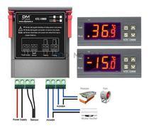 Termostato Digital Stc-1000 Controlador De Temperatura Novo - Stc1000