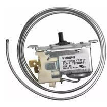 Termostato Eletromecanico Refrigerador Brastemp BRB/BRD/CRD TSV 2006 01 Original W11082449 - Consul