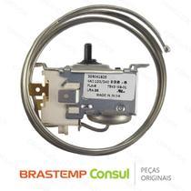 Termostato W11107297 / TSV-2008-01 Refrigerador Brastemp / Consul BRB35AB BRB35P BRD36C BRD36D -
