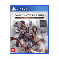 Terra-Média Sombras da Guerra Definitive Edition - Wb Games