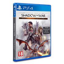 Terra-Média: Sombras da Guerra - Edição Definitiva - Warner bros