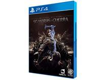Terra Média Sombras da Guerra para Xbox One  - Sony