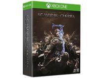 Terra-média: Sombras da Guerra para Xbox One - Monolith Edição Especial -