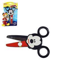 Tesoura Escolar Infantil Disney Papelaria Criança Menino - etipel