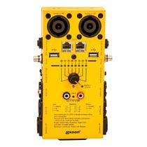 Testador de cabos - LCT10 USB - Lexsen PRO-SH -