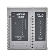 Testador de Cado de Rede HTC-31 Hikari -