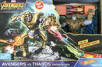 Thanos Pista Hot Wheels Guerra Infinita - Mattel FLM81