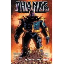 Thanos, Volume 1 - Thanos Returns - Marvel