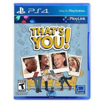 That's You - Sony Computer Entertainment