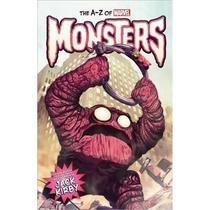 The A-Z Of Marvel Monsters -