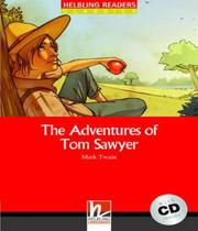 The Adventures Of Tom Sawyer - Level 3 - With Cd-rom - Disal