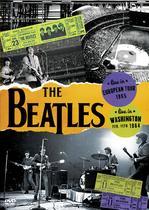 THE BEATLES EM DOBRO - EUROPEAN TOUR 1965 e WASHINGTON 1964 - Sm
