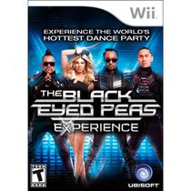 The Black Eyed Peas Experience Para Nintendo Wii Ubisoft -