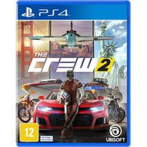 The Crew 2 - PS4 - Ubisoft