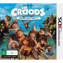 The Croods Nintendo 3ds -