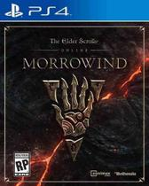 The Elder Scrolls Online Morrowind Ps4 Midia Fisica -