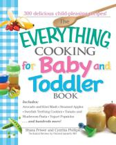 The Everything Cooking for Baby and Toddler Book - Simon & Schuster