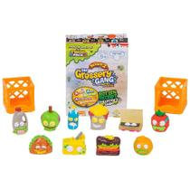 The Grossery Gang Corny Chips 10 Personagens Série 2 3895 - Dtc -