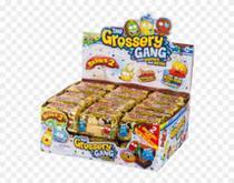 The Grossery Gang - Display Com 30 Unidades Série 2 - DTC 3893 -