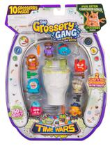 The Grossery Gang The Time Wars Large Pack -
