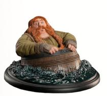 The Hobbit Bombur Barrel Rider - Statue - Piziitoys