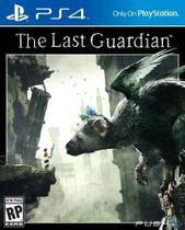 The Last Guardian Ps4 Mídia Física -