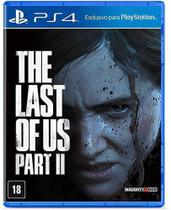 The Last of Us Parte II (2) - PS4 - Sony -