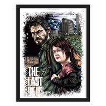 The Last Of Us Quadro Decorativo - Conspecto