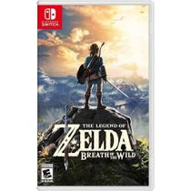 The Legend Of Zelda: Breath Of The Wild - Switch - Nintendo
