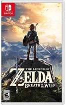 The Legend of Zelda Breath of the Wild - Switch - Nintendo