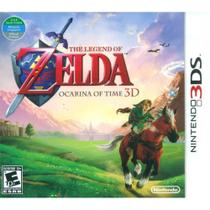 The Legend Of Zelda Ocarina Of Time 3D - 3DS - Nintendo