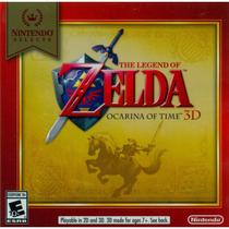 The Legend Of Zelda Ocarina Of Time 3D (Nintendo Selects) - 3DS -
