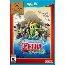 The Legend Of Zelda: The Wind Waker Hd - Wii U - Nintendo