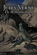 The Mysterious Island by Jules Verne, Fiction, Fantasy  Magic - Alan rodgers books