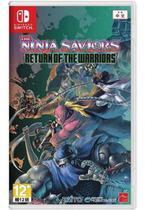 The Ninja Saviors Return Of The Warriors - Nintendo Switch Midia Fisica -