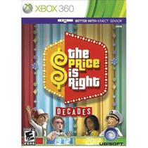 The Price Is Right Decades - Xbox 360 - Microsoft
