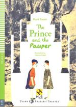 The prince and the pauper - hub young readers - stage 4 - book with audio cd - Hub editorial -