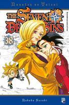 The Seven Deadly Sins - Nanatsu No Taizai - Vol. 38 - Jbc