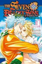 The Seven Deadly Sins - Seven Days: Thief and the Holy Girl 02 - Jbc -