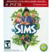 The Sims 3 Ps3 Midia Fisica