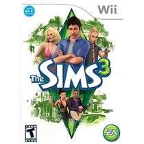 The Sims 3 - Wii - Nintendo