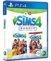 The Sims 4 Bundle Cães E Gatos - PS4 - Ea