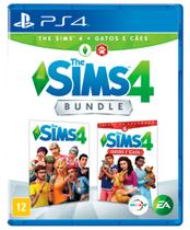 The sims 4 caes e gatos ps4 br - Sony