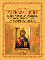 The universal bible of the protestant, catholic, orthodox,  ethiopic, syriac, and samaritan church - Fifth estate