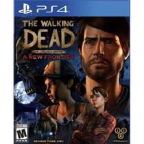 The Walking Dead: A New Frontier - Ps4 - Sony