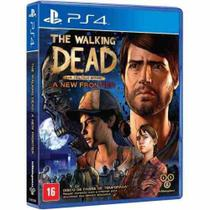 The Walking Dead A New Frontier - Ps4 - Telltale games
