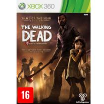 The Walking Dead - Game Of The Year Edition - Xbox 360 - Telltale games