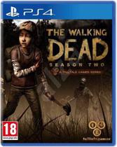 The Walking Dead Season 2 Ps4 Midia Fisica -